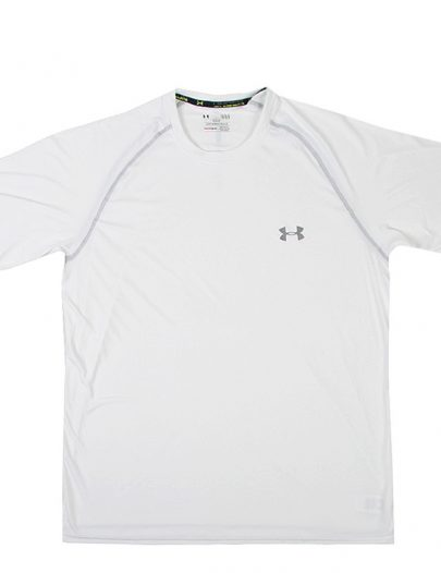 Футболка Dfo Men's Run Tee White Under armour