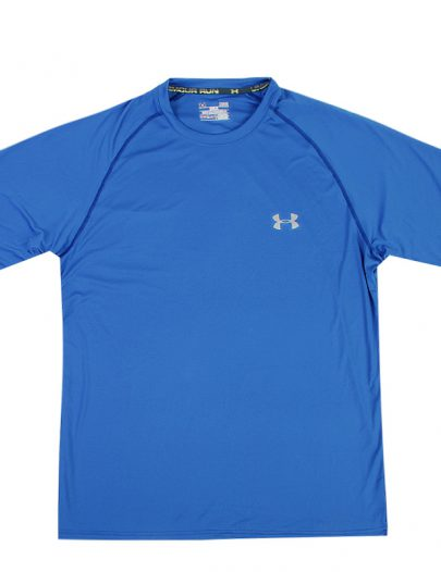 Футболка Dfo Men's Run Tee Blue Under armour