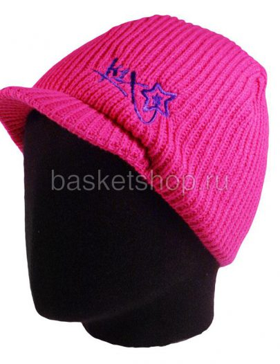 Ribbed Shield Beanie K1X