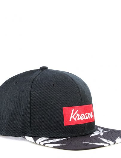Кепка Kream Smoke Weed 2 Snapback Cap Kream