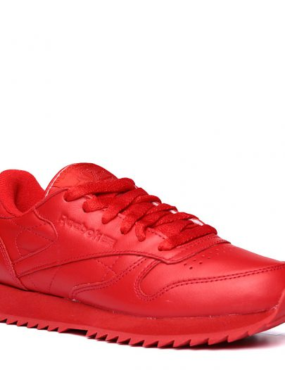 Кроссовки Reebok Classic Leather Ripple Mono Reebok