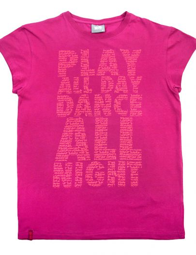 Майка K1x Wmns Party Play All Day Boyfriend Cut Tee K1x wmns