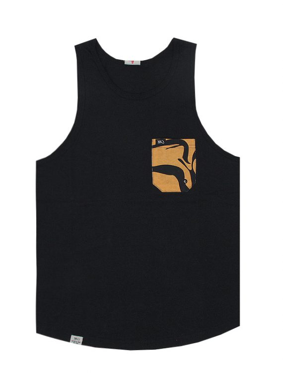 Безрукавка Roar Pocket Tank Top K1X