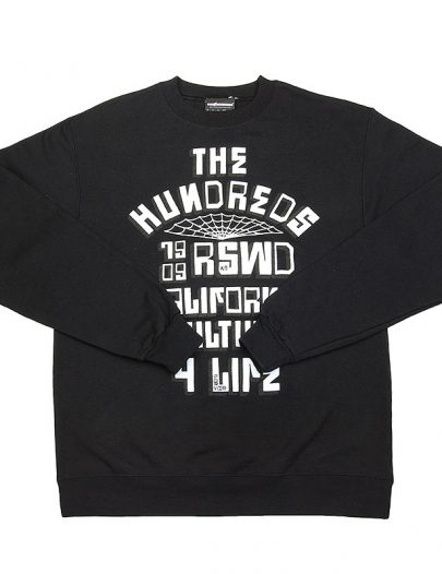 Толстовка The Hundreds Block City Crewneck the hundreds