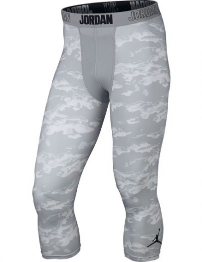 Кальсоны Jordan Compression Cloud Camo Three-Quarter